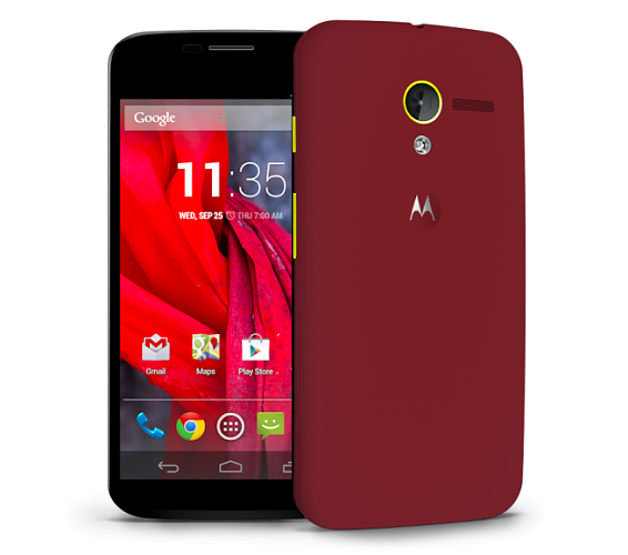Motorola confirms Android L update for Moto G and Moto X