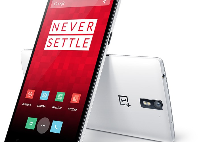 OnePlus One is updated with Android 4.4.4 KitKat stock