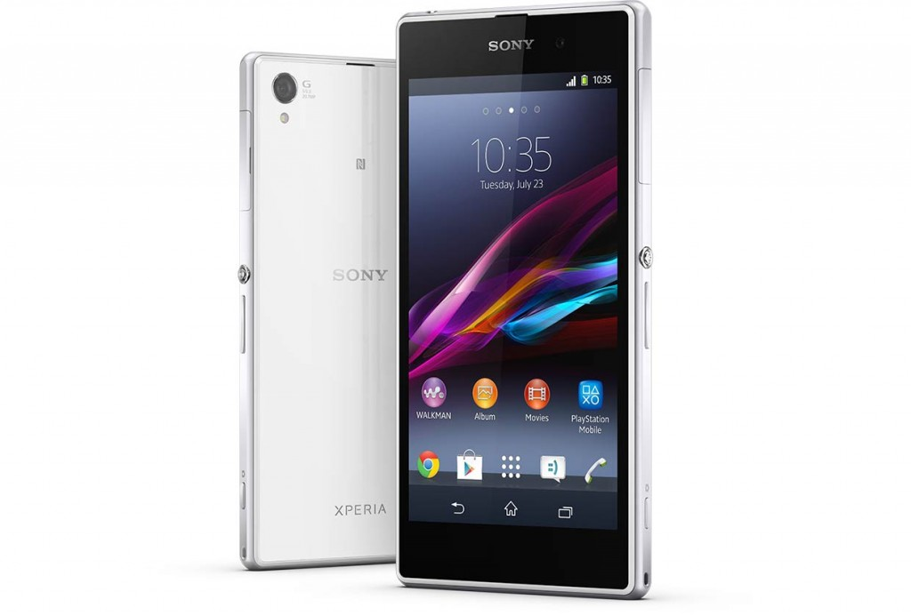 Sony Xperia Z1 Vodafone updated to Android 4.4.4 KitKat