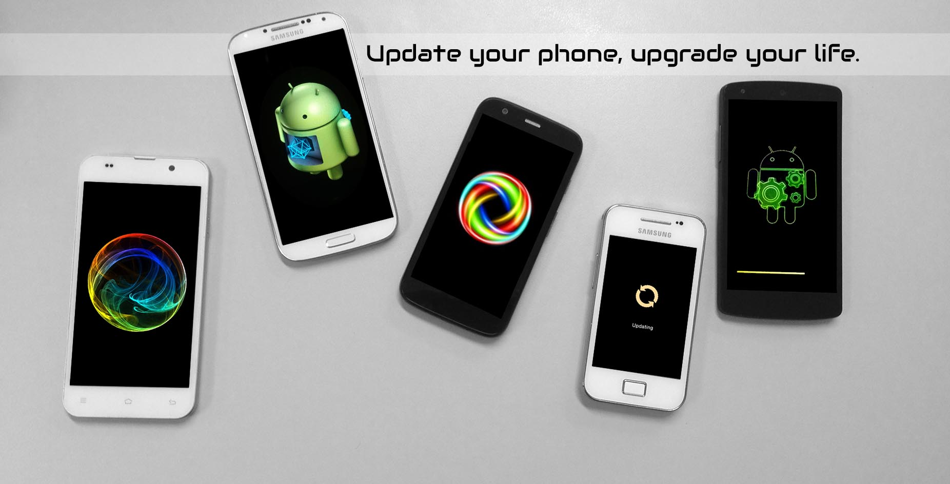 Welcome to Update-Phones