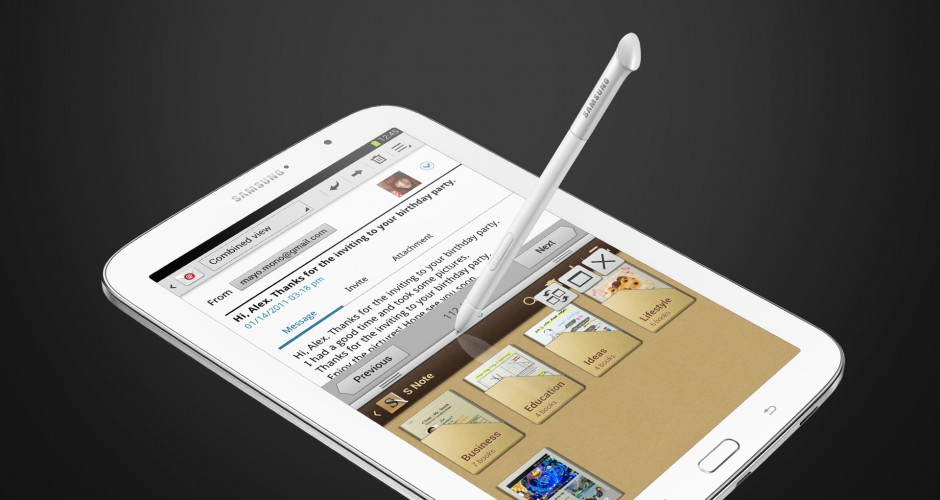 Galaxy Note - 2