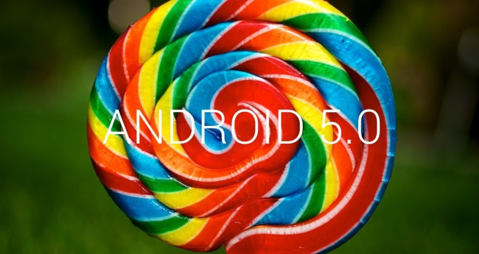 First Devices Updated to Android 5.0 Lollipop