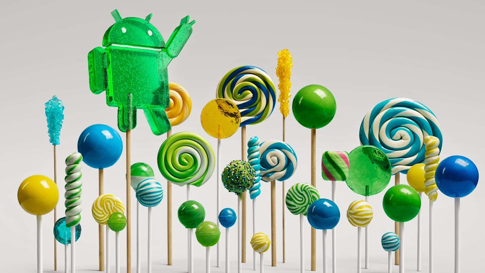 First Devices Updated to Android 5.0 Lollipop-1