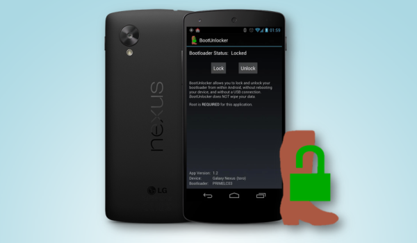 BootUnlocker Updated To v1.6.1, Adding OnePlus One Compatibility