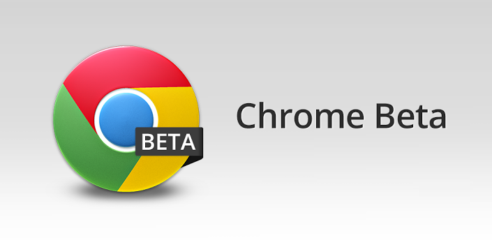 Chrome Beta Updated to v41