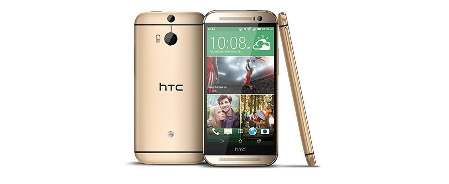HTC M8 update