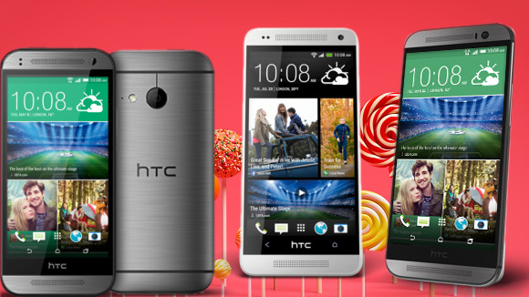 Retrasada la actualización del HTC (M8)