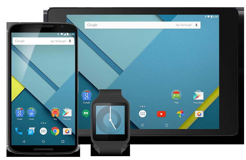 Android 5.1 Lollipop podría ser lanzado el próximo mes 1