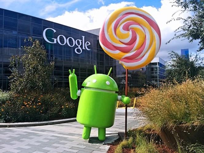 Android 5.1 Lollipop podría ser lanzado el próximo mes.