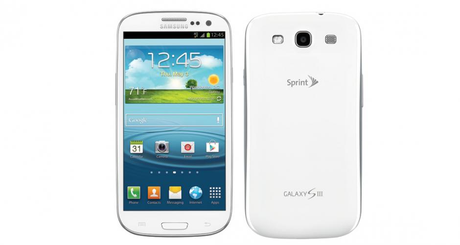 Galaxy S III update