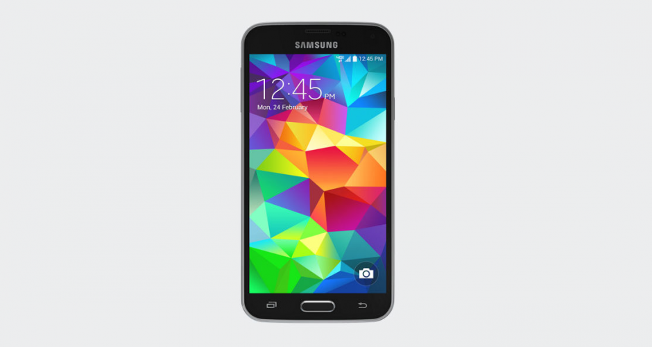 Galaxy s5 Sprint update