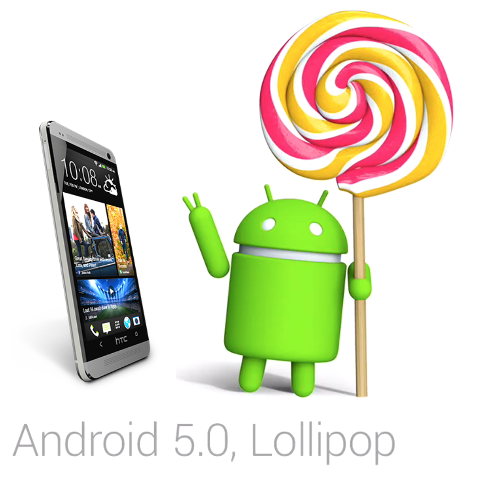HTC One M7 Lollipop2