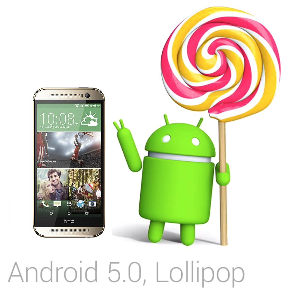 HTC One M8 Lollipop1
