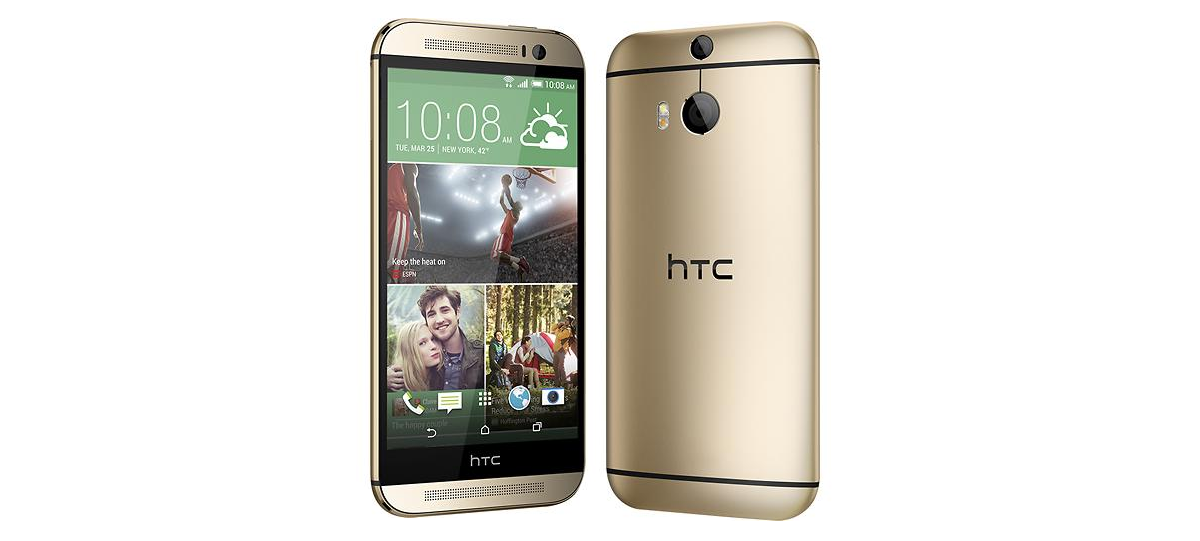T-Mobile update for the HTC One M8 to Lollipop