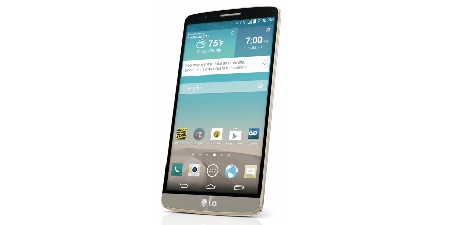 LG G3 Sprint Lollipop update