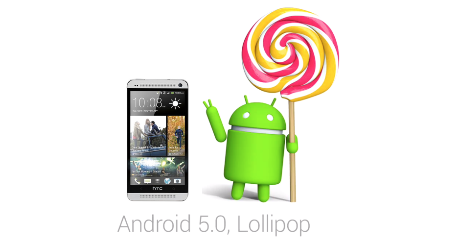 Sprint One M7 Lollipop update