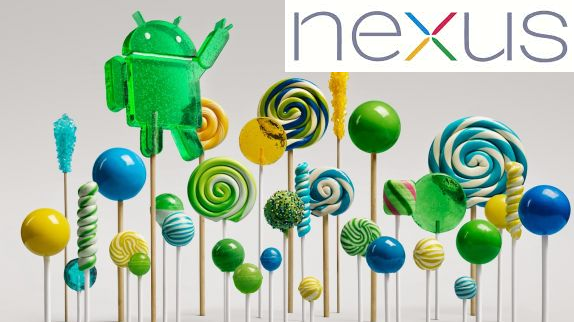 Lollipop-Nexus