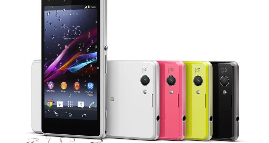 Actualización a Android 5.0.2 Lollipop en los Sony Xperia Z1, Z1 Compact y Z Ultra