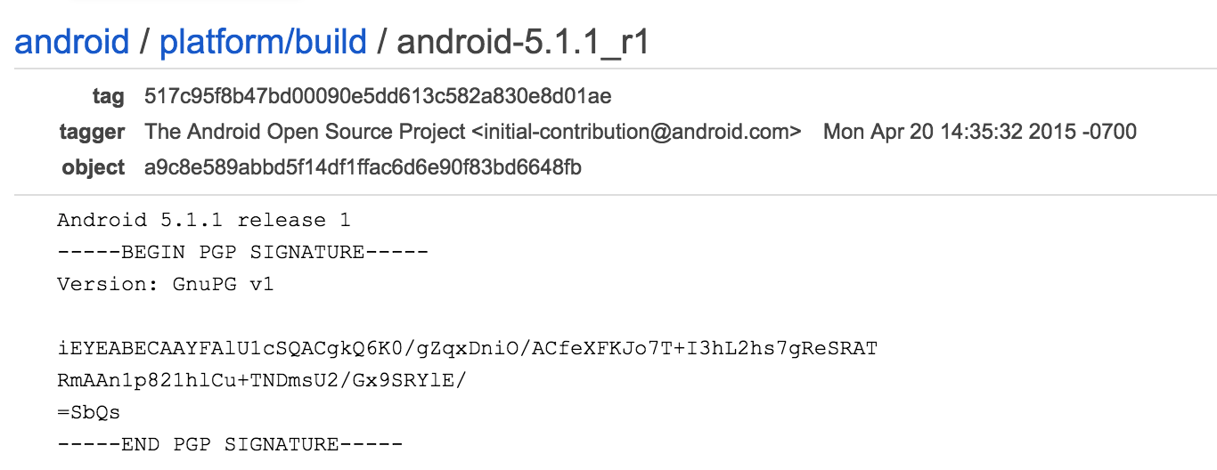 Android 5.1.1 Lollipop available now 3