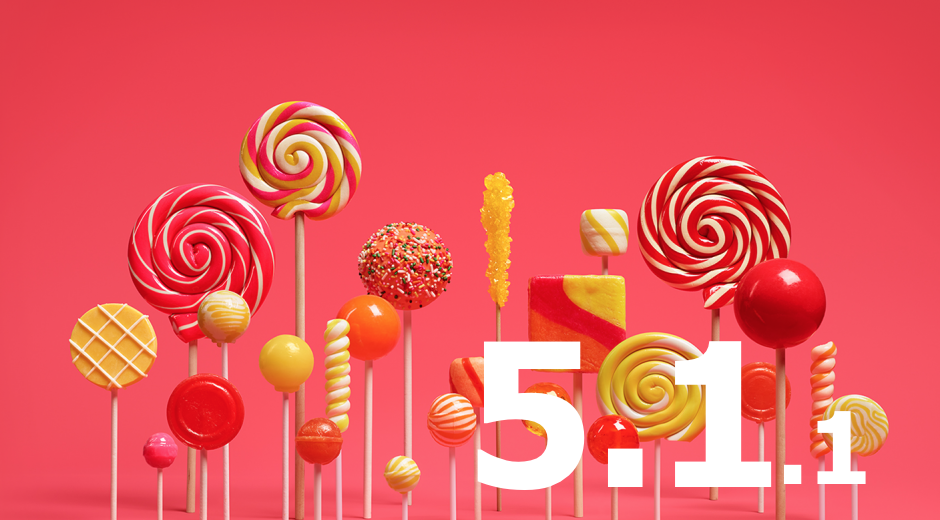 Android 5.1.1 Lollipop available now 2