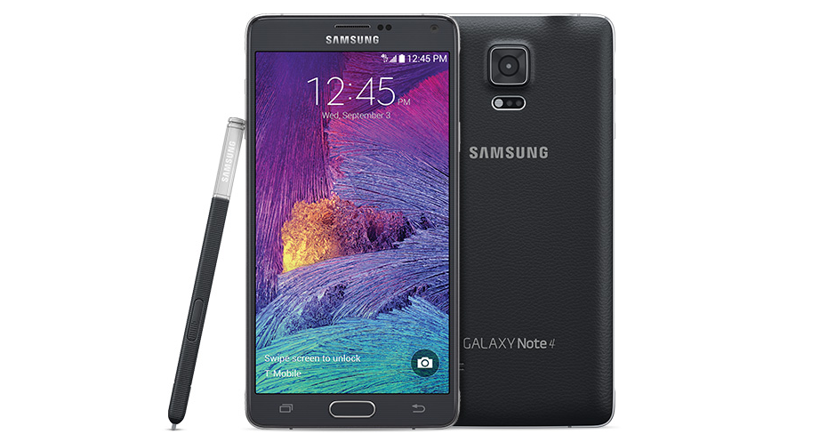 Galaxy Note 4-update
