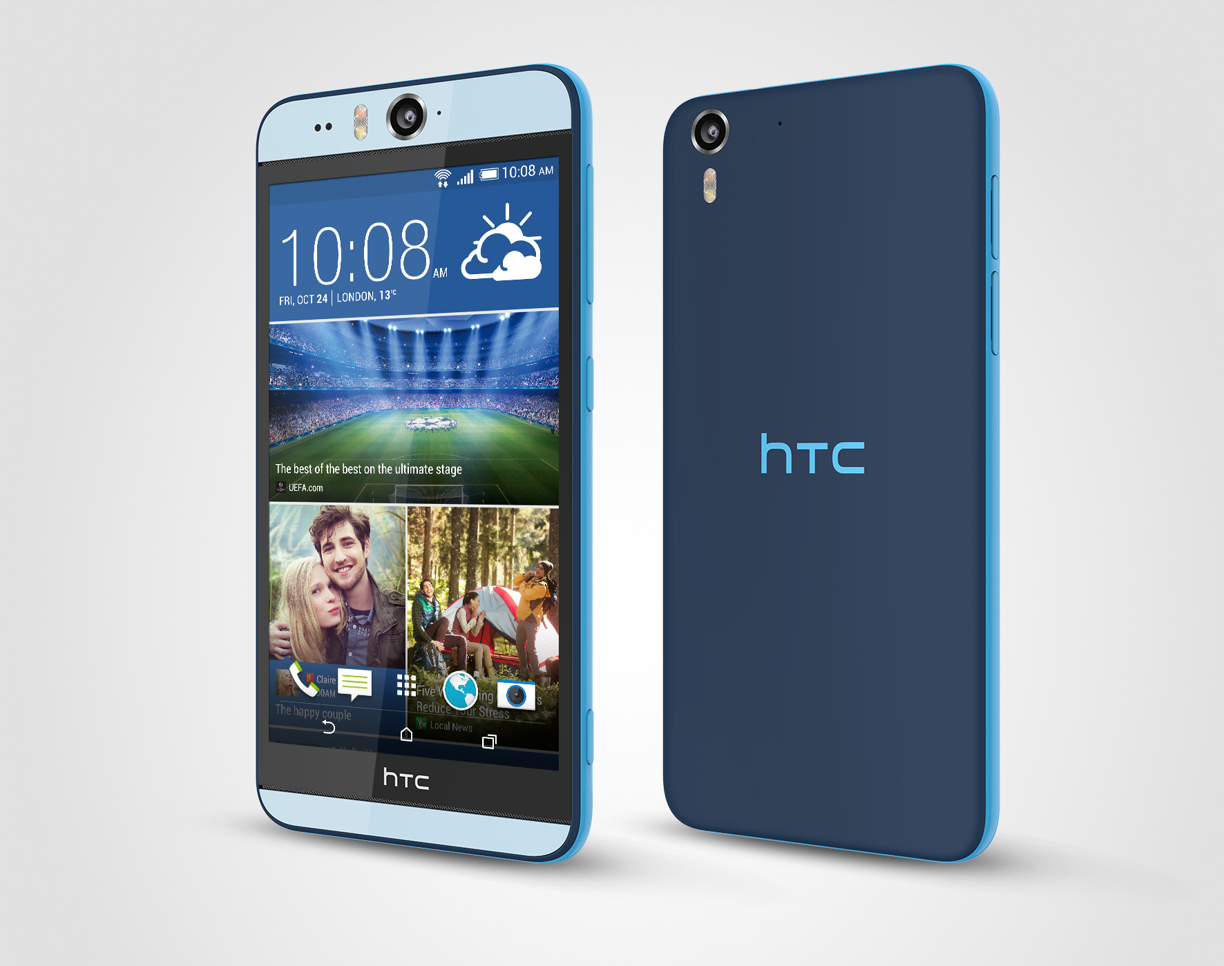 HTC Desire EYE and HTC Desire 816 updated to Lollipop 1