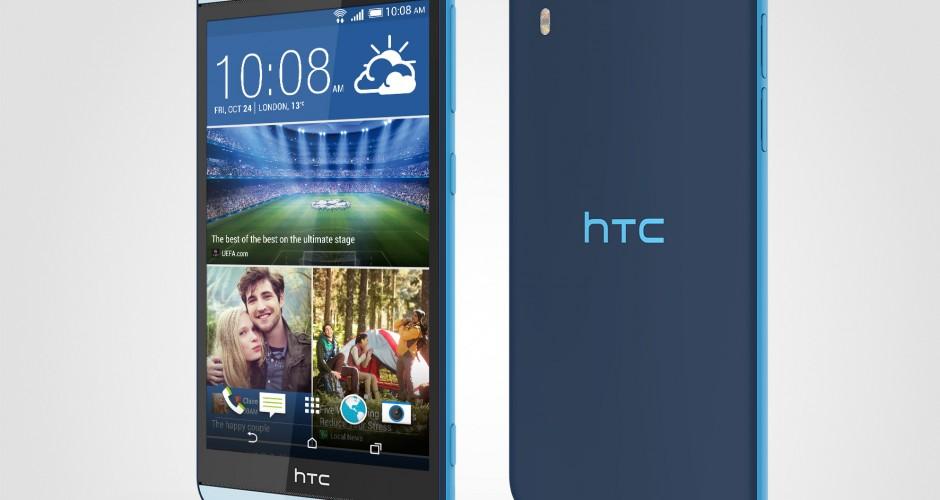 HTC Desire Eye y HTC Desire 816 reciben actualización a Android 5.0 Lollipop