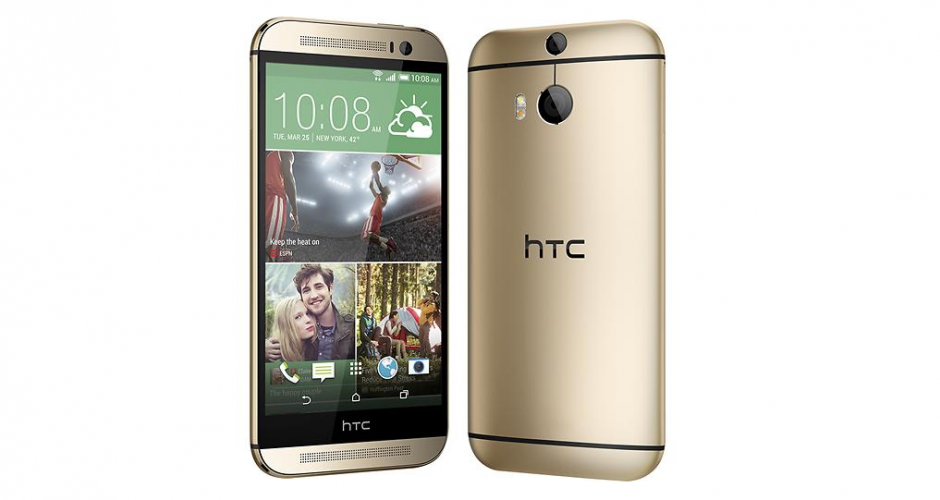 HTC One M8-update
