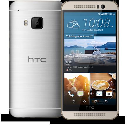 HTC One M9 obtiene actualización para su cámara 3