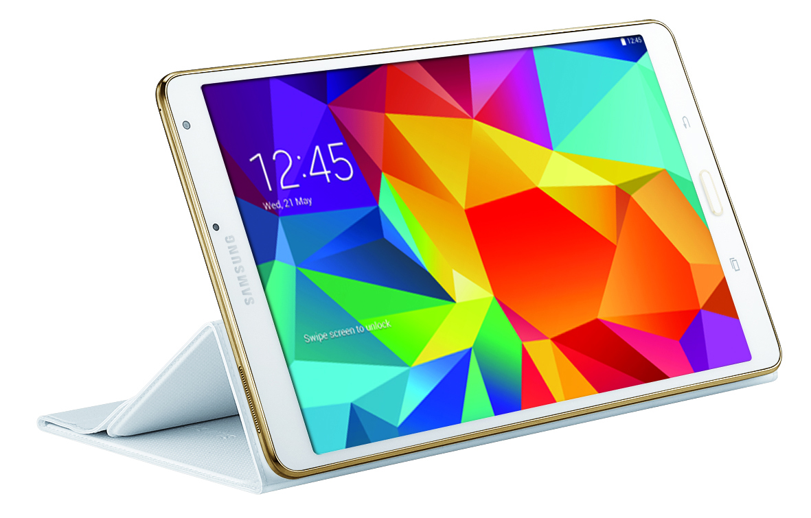 Samsung Galaxy Tab S 8.4 Wi-Fi actualizado a Android 5.0.2 Lollipop 1