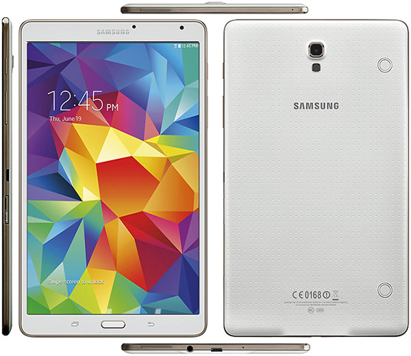 Samsung Galaxy Tab S 8.4 Wi-Fi update to Android 5.0.2 Lollipop 3