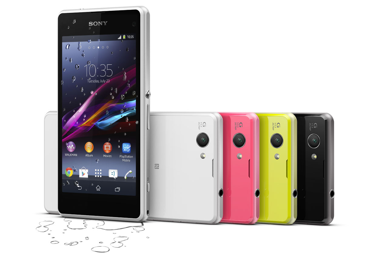 Sony Xperia Z1, Z1 Compact and Z Ultra updated to Android 5.0.2 Lollipop 3