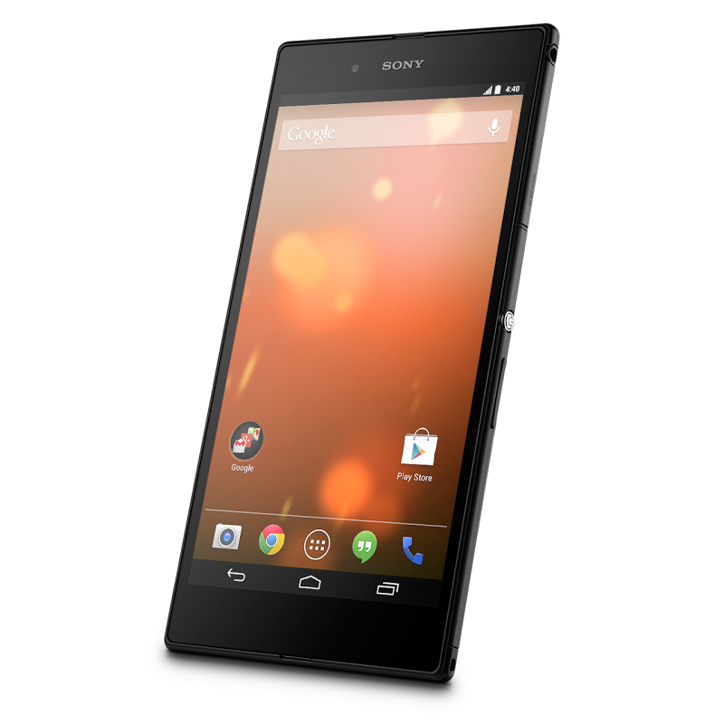 Sony Z Ultra GPE is updated to Android 5.1 1