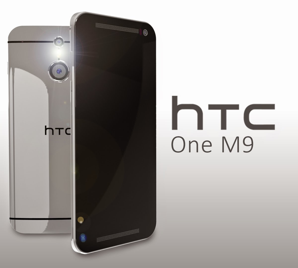 The HTC One M9 receives update to improve the camera 1