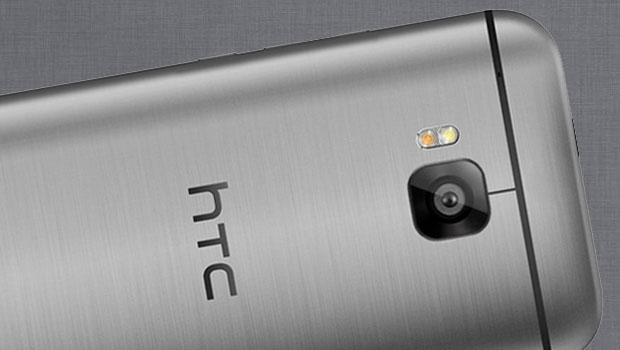 The HTC One M9 receives update to improve the camera