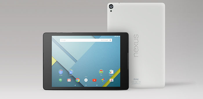 Android 5.1.1 Lollipop por fin disponible en Nexus 9 3