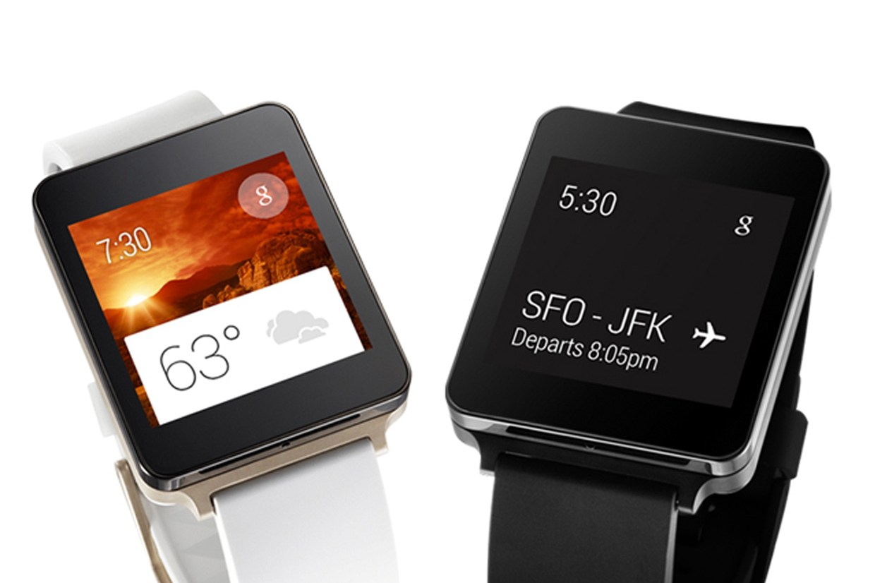 Android Wear 5.1.1 has come to LG G Watch and LG G Watch R 1