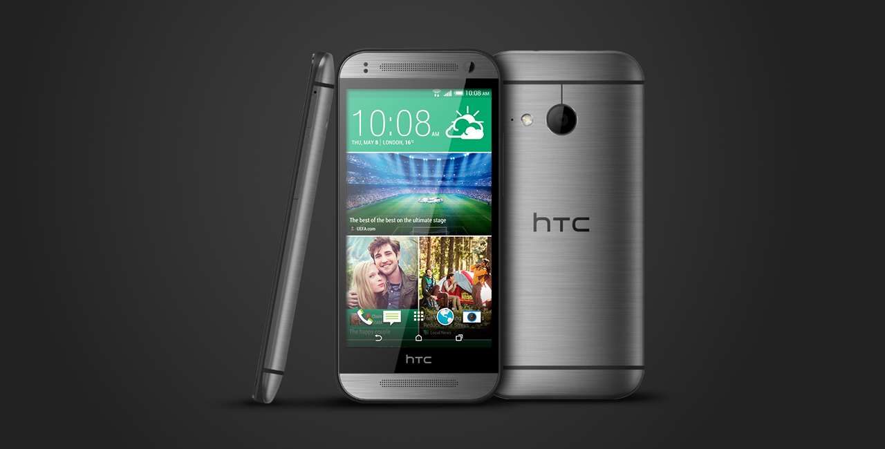 HTC One Mini 2 will not receive an update to Lollipop 1