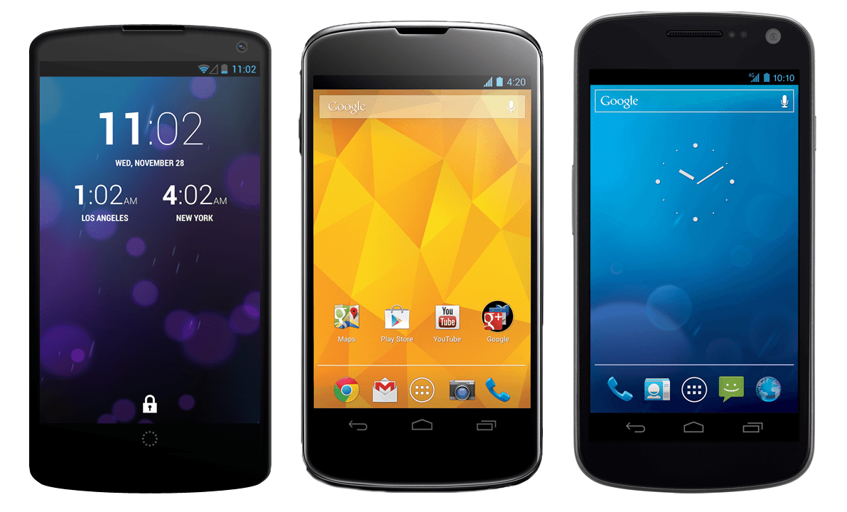 Imagen de fábrica de Android 5.1.1 Lollipop para Nexus 4, Nexus 5 y Nexus 7 ya disponible 2