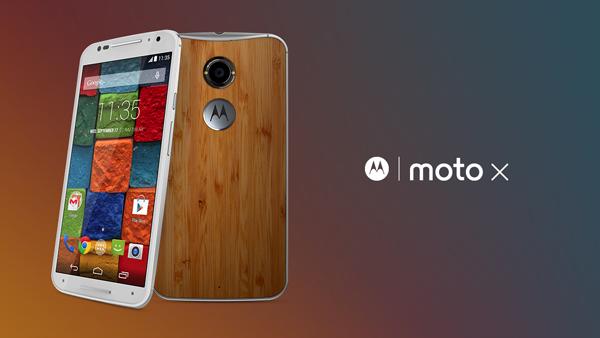 La segunda generación del Moto X se actualiza a Android 5.1