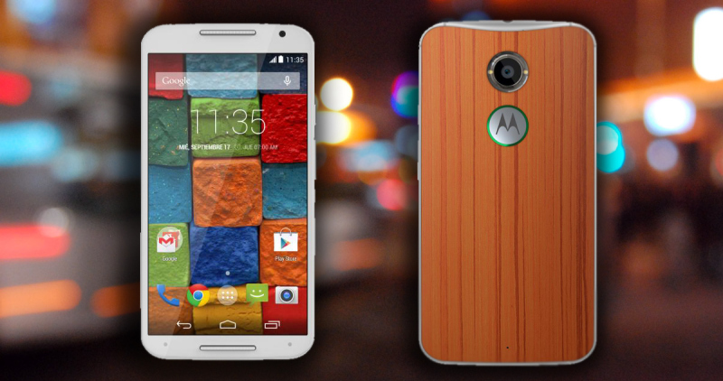 Moto X 2nd gen gets updated to Android 5.1 1