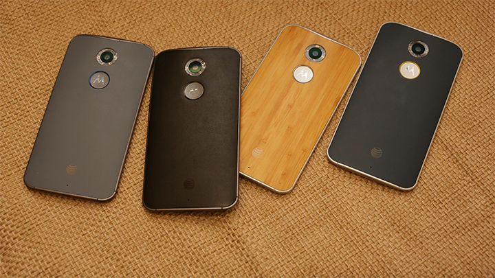 Moto X 2nd gen gets updated to Android 5.1 2