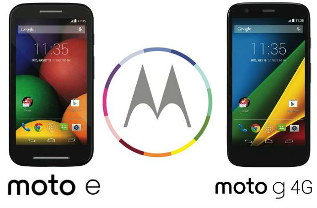Motorola Moto E LTE updated to Android 5.1 Lollipop 3