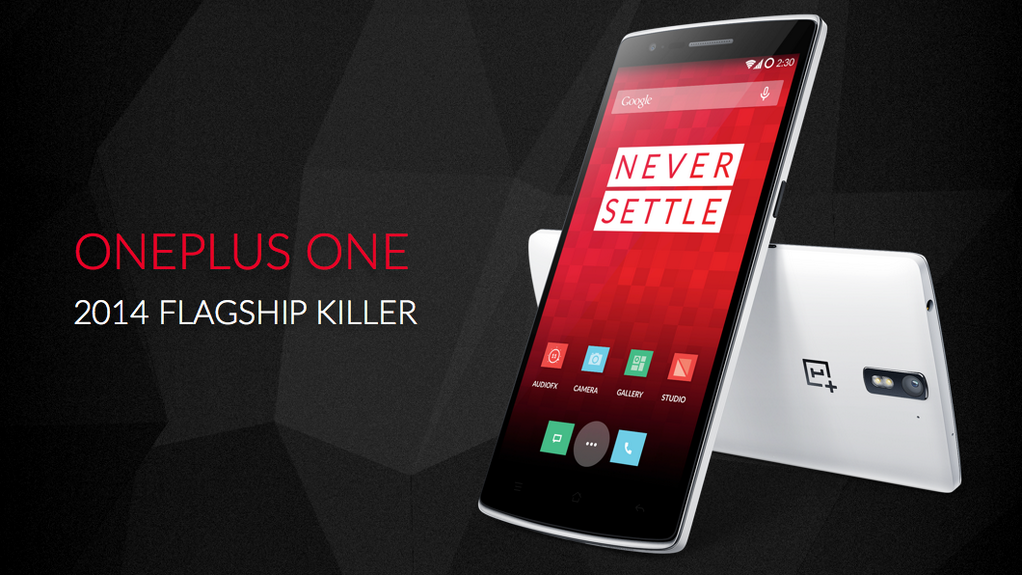 OnePlus One recognized the problem of multi-touch screen and solve it with firmware update 3