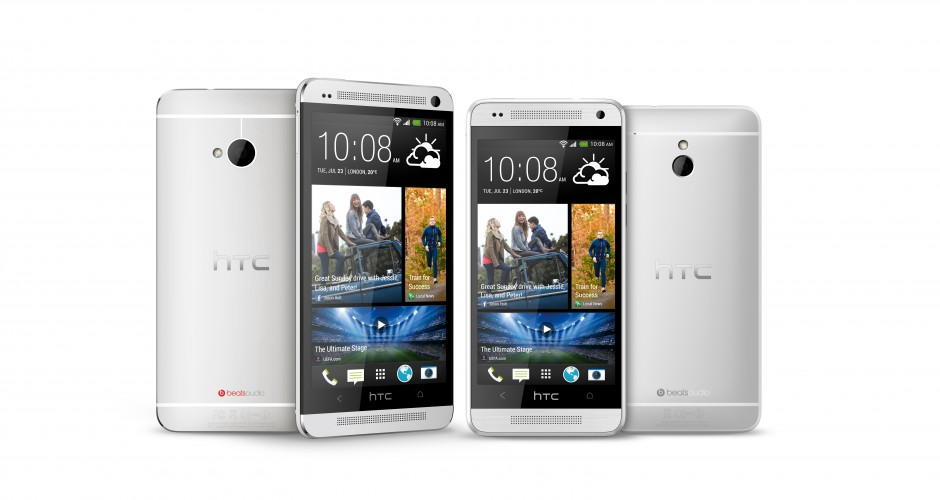 Original HTC One Mini won't be updated to Lollipop, either