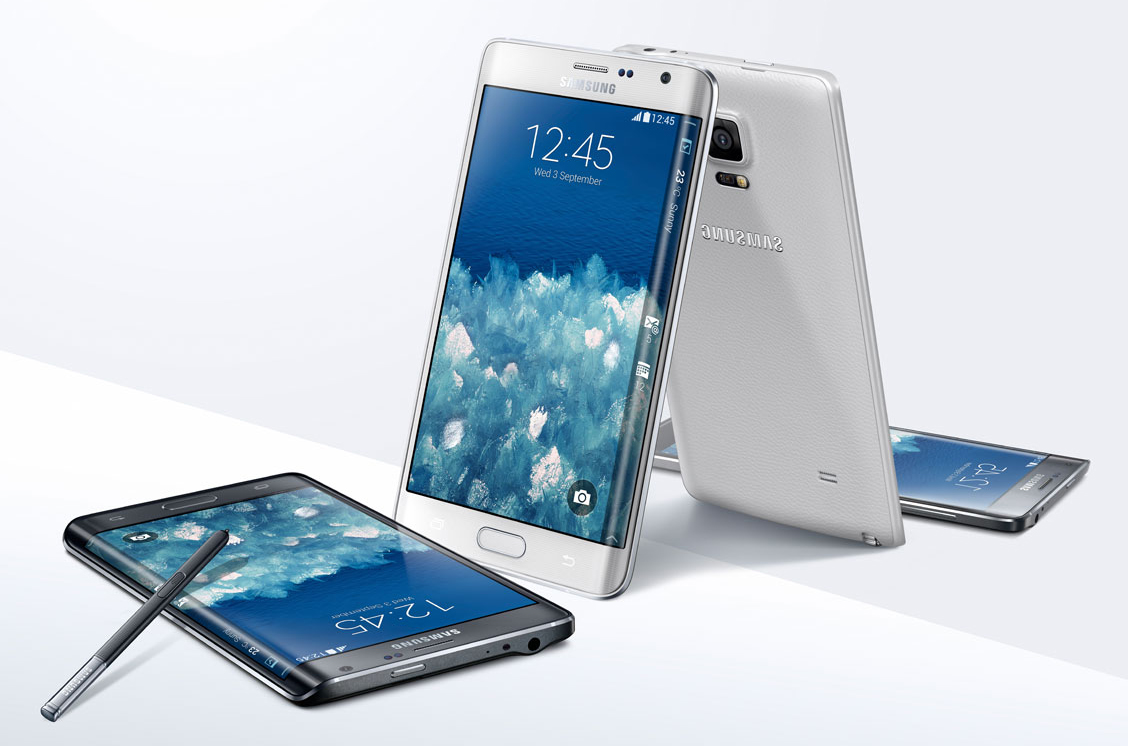 Samsung Galaxy Note Edge se actualizará a Android 5.0.2 en T-Mobile 1