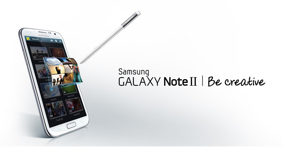 The Samsung Galaxy Note II could finally run out Android Lollipop