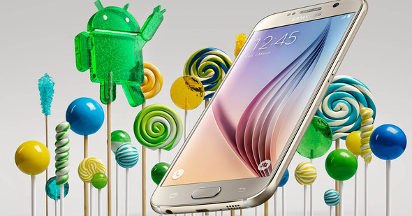 Android 5.1.1 Lollipop comes to European Samsung Galaxy S6 and S6 Edge