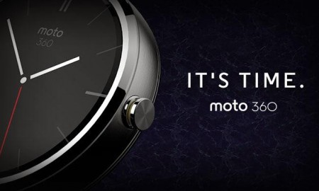 Moto 360 begins to update to Android Wear 5.1 1