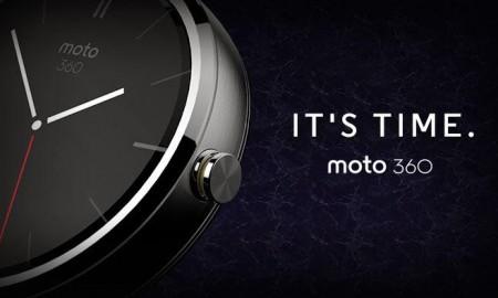 Moto 360 finalmente recibe actualización a Android Wear 5.1 1
